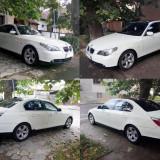 Vand Roti Jante Genti BMW R17 17 inch 5X120 Originale ca noi + anvelope - Janta aliaj BMW, 7, 5, Numar prezoane: 5