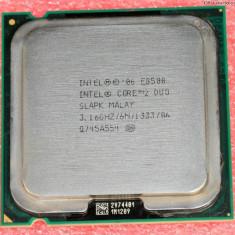 Procesor Intel Core 2 Duo E8500 CPU 2x3, 16 Ghz ca NOU, peste E8400, sub Q6600 - Procesor PC Intel, Numar nuclee: 2, Peste 3.0 GHz, LGA775