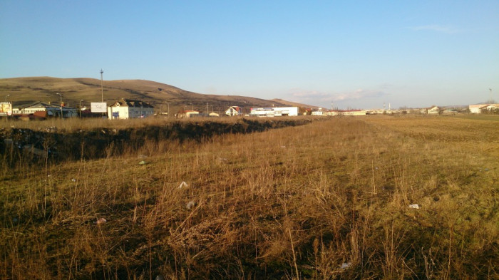 Teren 1.769 mp, Str. Alexandru Ioan Cuza,  zona TCI, Alba Iulia foto mare