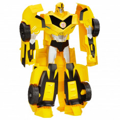 Robot Transformers SUPERBUMBLEBEE - OKAZIE - Roboti de jucarie Hasbro, 6-8 ani, Plastic, Baiat
