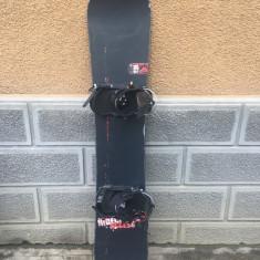 Placa snowboard NIDECKER ACCES 163cm cu legaturi HEAD - Placi snowboard
