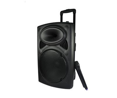 LICHIDARE STOC! BOXA ACTIVA TROLER,RADIO,STICK USB,BLUETOOTH,ACUMULATOR,MICROFON foto