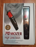 Masina/ Aparat tuns  / contur Profesionala cu Acumulator Pro Mozer