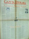 Gazeta literara 17 mai 1956 Vianu P. Dumitriu S. Micu Klein desene Ross