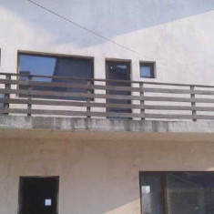 Teren 174 mp si casa nefinalizata 126 mp, Corbeanca, Ilfov - Casa de vanzare, Numar camere: 3
