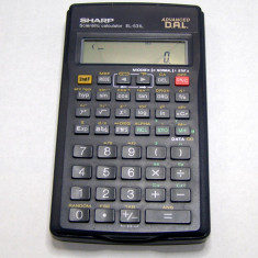 Calculator stiintific Sharp EL-531L(314) - Calculator Birou