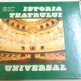 ISTORIA TEATRULUI UNIVERSAL de ILEANA BERLOGEA, SILVIA CUCU si EUGEN NICOARA , 1982