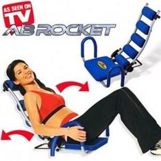 Aparat fitness Ab Rocket-RESIGILAT - Aparat pentru abdomen