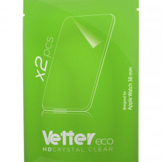 Folie protectie ecran Apple Watch 42 mm 2buc|Vetter Eco