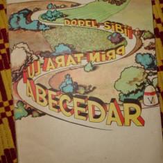 Prin tara lui abecedar cu ilustratii an 1982/78pag- Dorel Sibii - Carte educativa