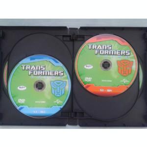 Transformers Prime - Sezonul 3 - 6 DVD-uri Desene Animate Dublate Romana