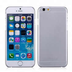 Husa iPhone 6s Plus, 6 Plus |Ultra Slim Tough Clear Breeze|Alb|Momax - Husa Telefon