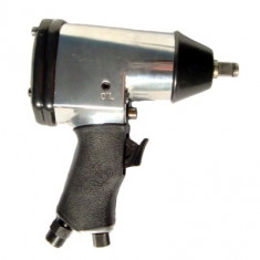 Cheie pneumatica cu impact Dragon Tools pistol set 17 piese, cu 10 conectori