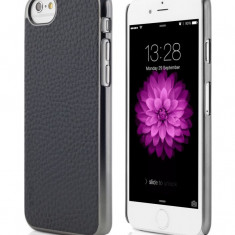 Husa iPhone 6s, 6 | Clip-on | Dual Pro Litchi Leather Series | Vetter Clip-On - Husa Telefon