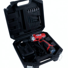 030118 -Masina pentru gaurire si insurubare cu baterie 12V LI ION RDP-CDL03L - Masina de gaurit Raider Power Tools