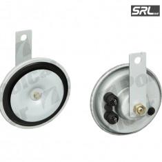 Claxon auto SRLine 12V/335Hz, conectori 2x(6, 3-0, 8), tip disc, 1 buc.