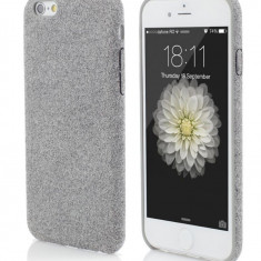 Husa iPhone 6s, 6 | Clip-on | Soft Touch Smart Fabric| Vetter Clip-On - Husa Telefon