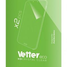 Folie protectie ecran iPad Mini Retina | 2 bucati| Eco Vetter - Folie protectie tableta