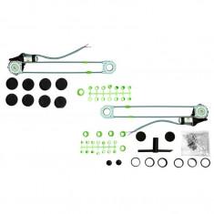 Kit macarale electrice universale kit geamuri electrice universale 2 bucati - Kit reparatie macara