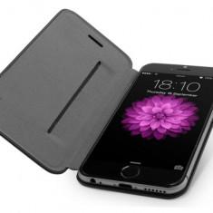 Husa iPhone 6s, 6 | Flip Book Slim Series|Huse Vetter Flip - Husa Telefon Vetter, iPhone 6/6S, Vinyl, Cu clapeta
