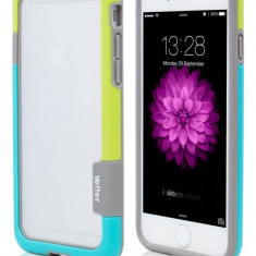Husa iPhone 6s, 6  Anti-Shock Dual Bumper  Vetter Smart Frame - Husa Telefon Vetter, iPhone 6/6S, Gel TPU