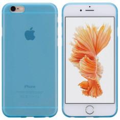 Husa iPhone 6s, 6 |Ultra Thin Membrane Series|Albastru| Momax - Husa Telefon Momax, iPhone 6/6S
