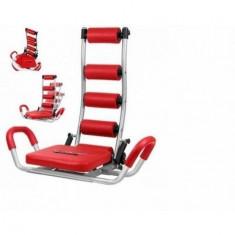 Aparat fitness Ab Rocket Twister - Aparat multifunctionale fitness
