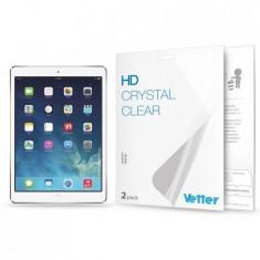 Folie protectie ecran iPad Air | 2 buc | HD Vetter - Folie protectie tableta