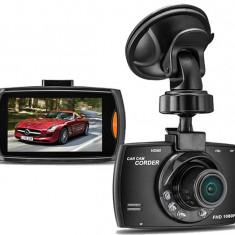 Camera Auto Full HD cu Pornire Automata Inregistrare Continua In caz de ORICE - Camera video auto, 32GB, Normal, Single, miniUSB