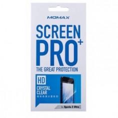 Folie protectie ecran Sony Xperia Z Ultra|fata+spate|Clear Momax - Folie de protectie