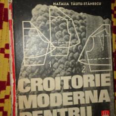 Croitorie moderna pentru femei an 1969/307 pag- Natalia Tautu Stanescu - Carte design vestimentar