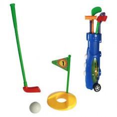 Set Golf din Plastic Caddy (9Buc) - Pleoape faruri