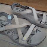 Sandale dama din piele, Columbia TechLite nr 37, Culoare: Bej, Marime: 37 1/3, Piele naturala