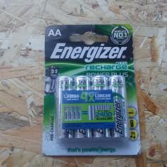 Energizer - Acumulator AA, HR6, 2000mah - Baterie Aparat foto, Tip AA (R6)