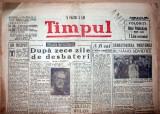 Cumpara ieftin ZIAR VECHI - TIMPUL = 27 SEPT 1947