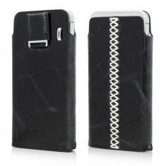 Husa iPhone 5s, 5 |Sleeve Pouch Genuine Leather|Vetter Leather - Husa Telefon Vetter, iPhone 5/5S/SE, Piele, Toc