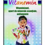 Vitanemin - sirop pentru copii 100ml