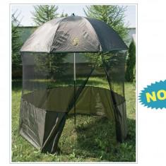 Shelter U2 Baracuda umbrela cu inchidere totala la 360 protecție anti-țânțar