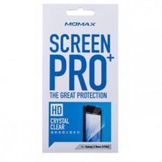 Folie protectie ecran Samsung Galaxy S Duos S7562 |Clear Momax - Folie de protectie