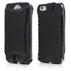 Husai Phone 5| Leather Flip Series |Vetter Leather - Husa Telefon Vetter, Piele, Cu clapeta