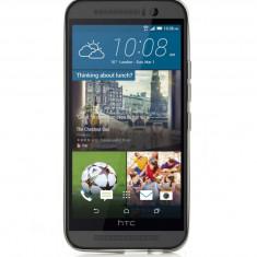 Husa HTC One M9 Crystal Series  Negru Vetter Soft Pro - Husa Telefon Vetter, Gel TPU