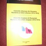 Coloniile Albaneze din Romania - Ion Teodorescu - Istorie