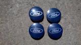 CAPAC CAPACE JANTE DE ALIAJ FORD mici  H95SX1137EA  60MM  albastru