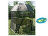 Umbrela Shelter U2 Baracuda Cu Pereti Laterali si Plasa de Tantari + Cuie + Husa
