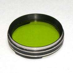 Filtru verde camera filmat B+W 35mm(205) - Filtru foto