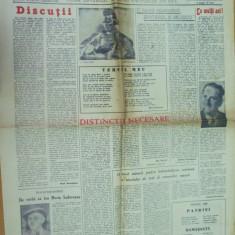 Gazeta literara 1 noiembrie 1956  desene Ross Eminescu Mihail Sebastian