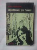 (C325) VIOREL CACOVEANU - SINGURATATEA UNEI FEMEI FRUMOASE, 1979