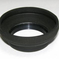 Parasolar guma 49mm(020) - Parasolar Obiectiv Foto