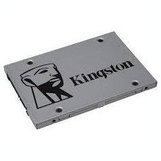 Kingston SSDNow UV400 SUV400S37/120GBK, 120GB, SATA III, viteza scriere/citire : 550/350 MB/s, 7mm, 2.5 inci, bulk