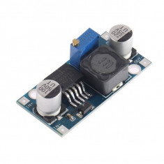 DC-DC Buck Converter Step Down Module LM2596 Power Supply Output 1.25V-35V - Sursa